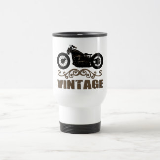Vintage Motorbike Mug