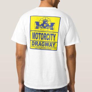 Vintage Motorcity Dragway Racing Shirt