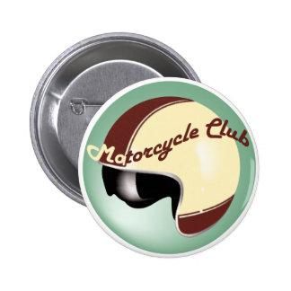 vintage motorcycle club pin