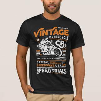 Vintage Motorcycle Club T-Shirt