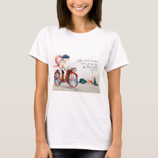 Vintage Motorcycle Kids T-Shirt