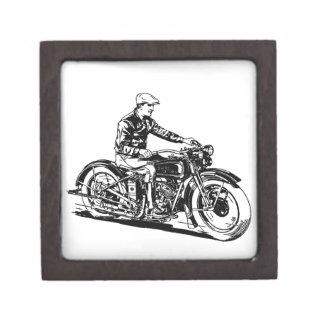 Vintage Motorcycle Premium Gift Boxes