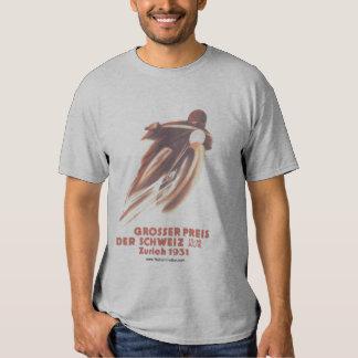 Vintage Motorcycle Raver Shirt