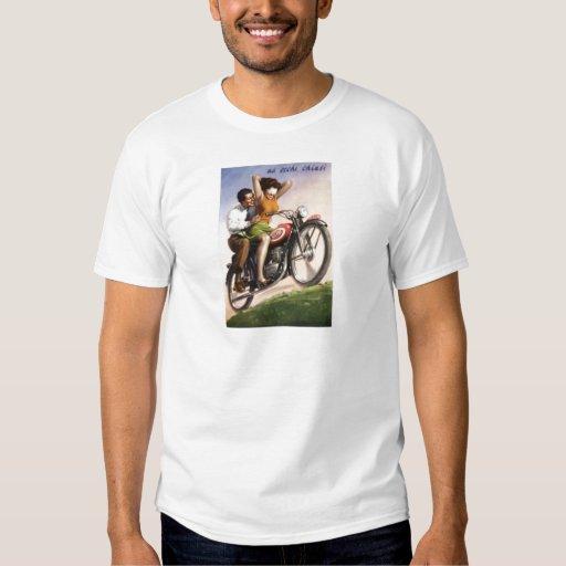 Vintage Motorcycle T Shirts