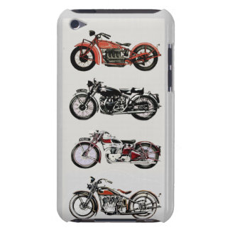 VINTAGE MOTORCYCLES BARELY THERE iPod COVER