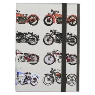 VINTAGE MOTORCYCLES iPad AIR CASES