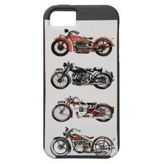 VINTAGE MOTORCYCLES iPhone SE/5/5s CASE