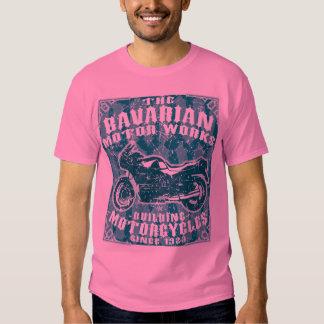Vintage Motorcycles Tee Shirts