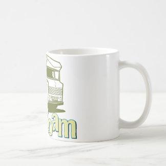 Vintage Motorhome Coffee Mug