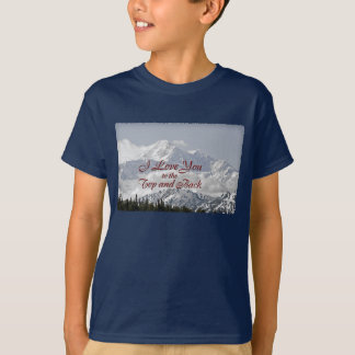 Vintage Mountains: I Love You to the Top and Back