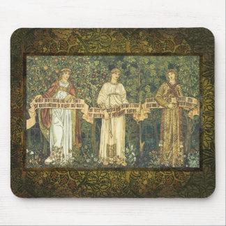 Vintage Mousepad de William Morris