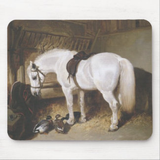 Vintage Mousepad del caballo