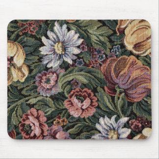 Vintage Mousepad floral Tapetes De Ratón