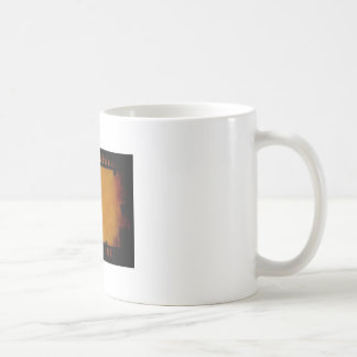 Vintage movie film stripe coffee mug