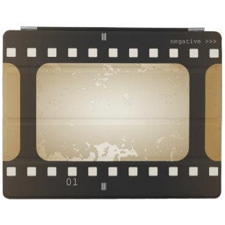 Vintage Movie Photo Film Strip Film Role iPad Cover
