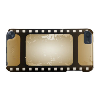 Vintage Movie Photographer Film Strip Film Role iPod Touch (5th Generation) Cover
