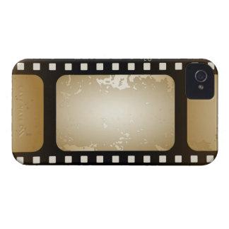Vintage Movie Photographer Film Strip Film Role iPhone 4 Case-Mate Case
