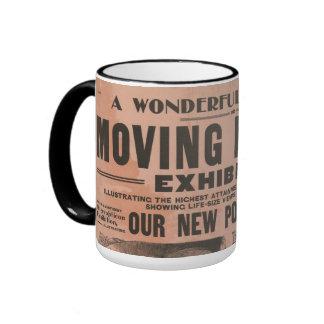 Vintage Movie Poster Coffee Mugs