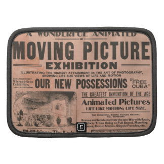 Vintage Movie Poster Planners