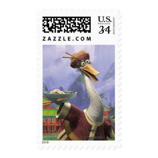 Vintage Mr. Ping Postage