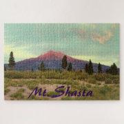 Vintage Mt. Shasta Large Puzzle