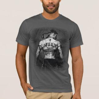Vintage Muay Thai Fighter T-Shirt