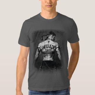 Vintage Muay Thai Fighter Tee Shirt