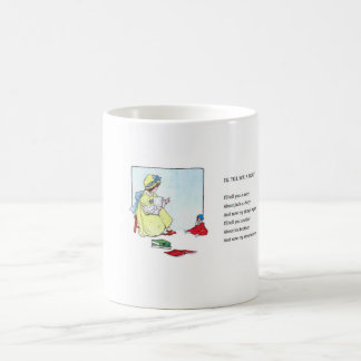Vintage mug - I'll Tell You a Story
