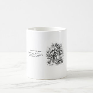 Vintage mug - in the summer house