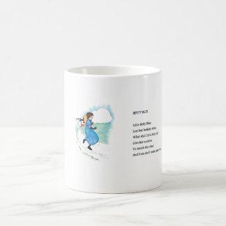 Vintage mug - Little Betty Blue