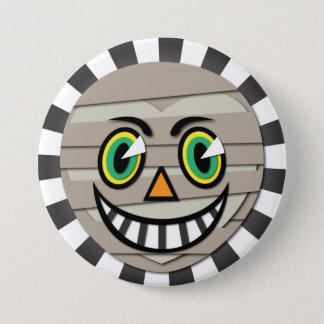 Vintage Mummy Button