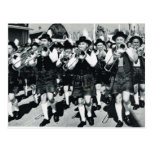 Vintage Munich, Oktoberfest, banda Postales