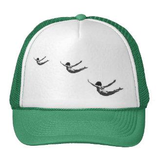 Vintage Muscle Beach Trucker Hat