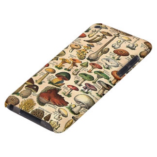 Vintage Mushroom Guide Case-Mate Case Barely There iPod Case