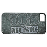 Vintage music 70's graphic design iPhone 5 covers