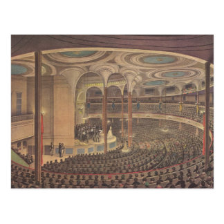 Vintage Music, Jenny Lind, Swedish Opera Singer Postcard