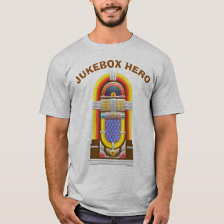 Vintage Music Player | Jukebox Hero T-Shirt