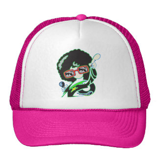 Vintage Music Trucker Hat