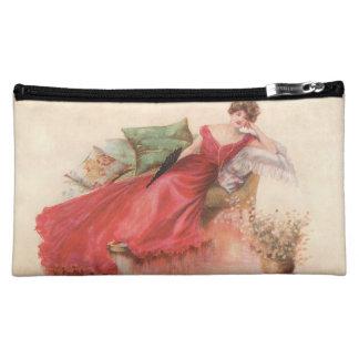 Vintage My Lady's Boudoir Cosmetic Bag