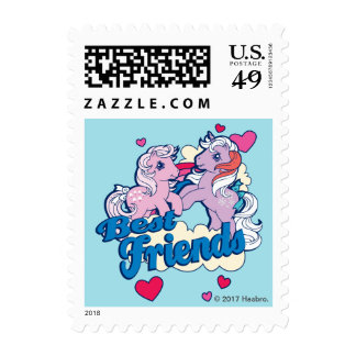Vintage My Little Ponies | Best Friends Postage