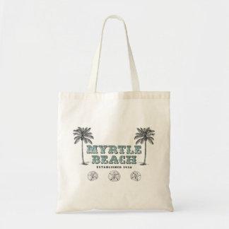 Vintage Myrtle Beach SC Est 1938 Tote Bag