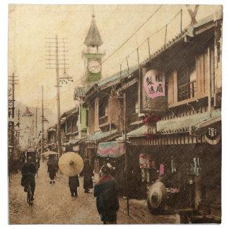 Vintage Nagasaki Cloth Napkin