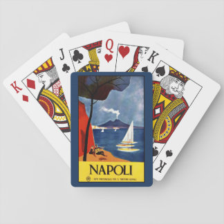 Vintage Napoli (Naples) Italy playing cards
