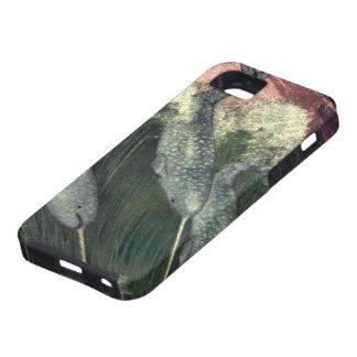 Vintage Narwhal Whale, Marine Ocean Animal iPhone SE/5/5s Case