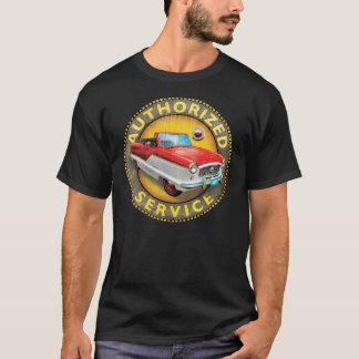 Vintage Nash Metropolitan convertible service sign T-Shirt