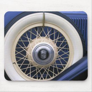 Vintage Nash Tire Mousepad
