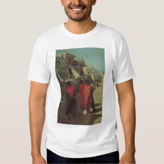 Vintage Native American, Hopi Pueblo by Louis Akin Tee Shirt