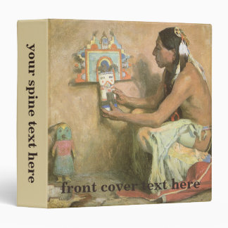Vintage Native Americans, Hopi Katchina by Couse Binder
