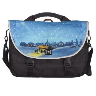 Vintage Nativity Art Commuter Bags