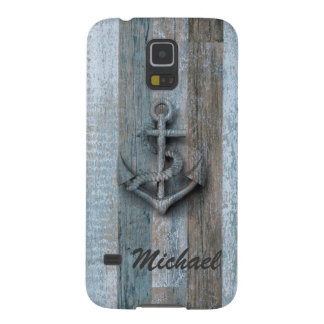 Vintage nautical classy anchor cases for galaxy s5